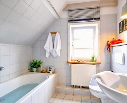 Rahmann Immobilien Badezimmer nachher