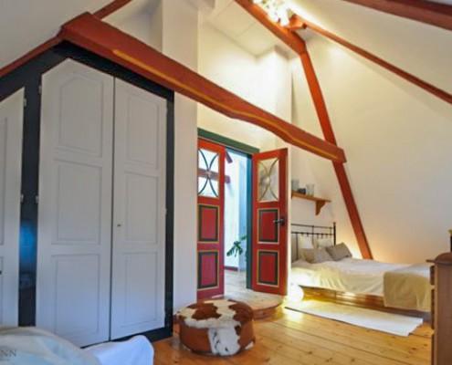 Rahmann Immobilien Schlafzimmer nachher