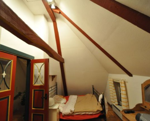 Rahmann Immobilien Schlafzimmer vorher