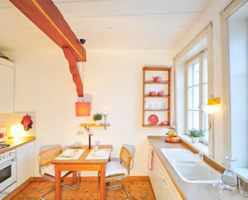 Rahmann Immobilien Küche nachher