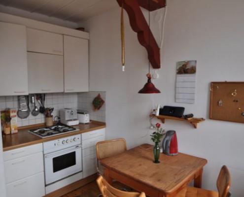 Rahmann Immobilien Küche vorher