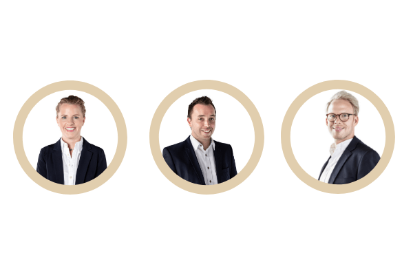 Rahmann Immobilien Karriere Team